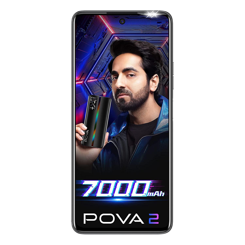 Tecno Pova 2 6 GB Ram