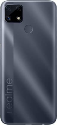 Realme C25 128 GB Storage